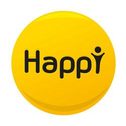 Happi-logo