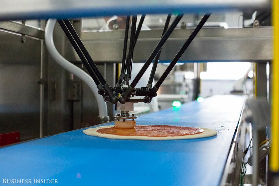 Cận cảnh robot làm pizza của startup sắp được rót vốn 750 triệu USD - Ảnh 8.
